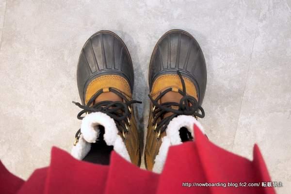 オールキャスト 2.0 ブーツ  着用画像