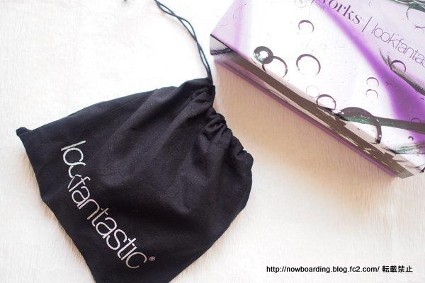 Lookfantastic Beauty Bag ビューティーミステリーバッグ