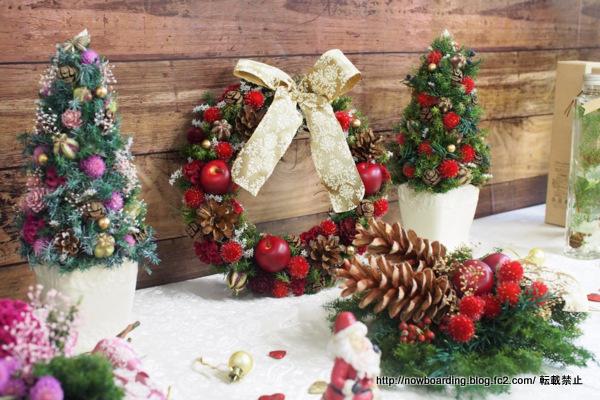 日比谷花壇 ドライクリスマス
