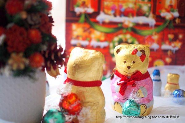 リンツテディ リンツテディガール クリスマス