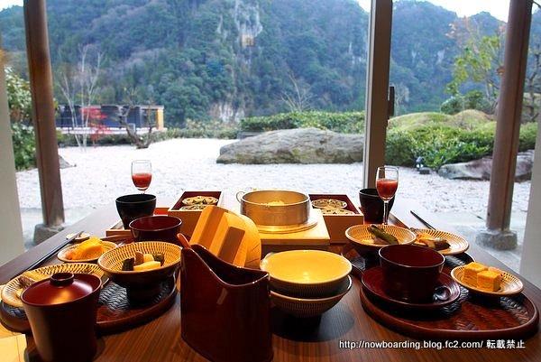 奥日田温泉うめひびきの朝食