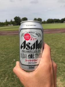 ベジタブルマラソンin彩湖ビール