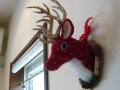 ナンフェア ニットの鹿さん