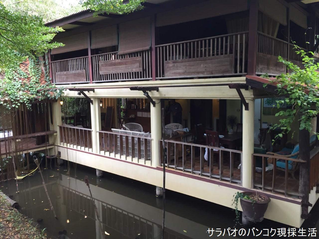 Luang Chumni Villageは長期滞在におすすめのゲストハウス in アユタヤ
