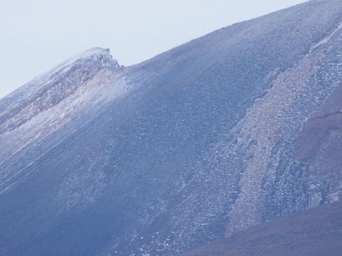 浅間山アップ171024