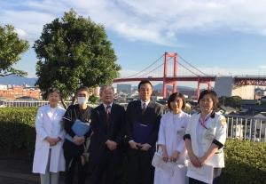 川崎医大来訪2017