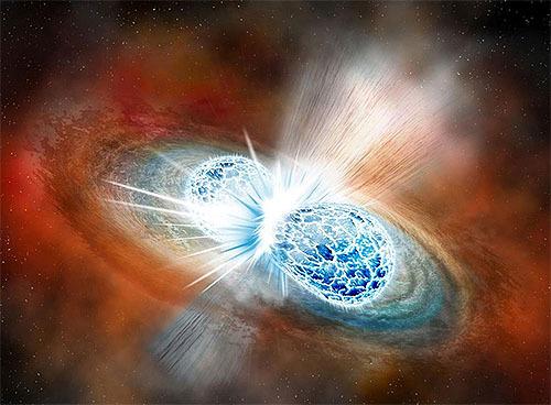 ヴォイニッチの科学書 第678回 中性子星合体の重力波を初観測