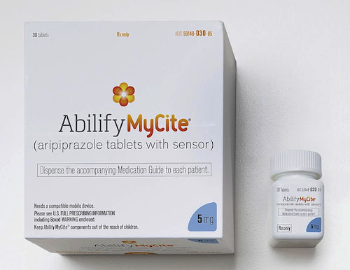 デジタル錠剤が米国で初承認