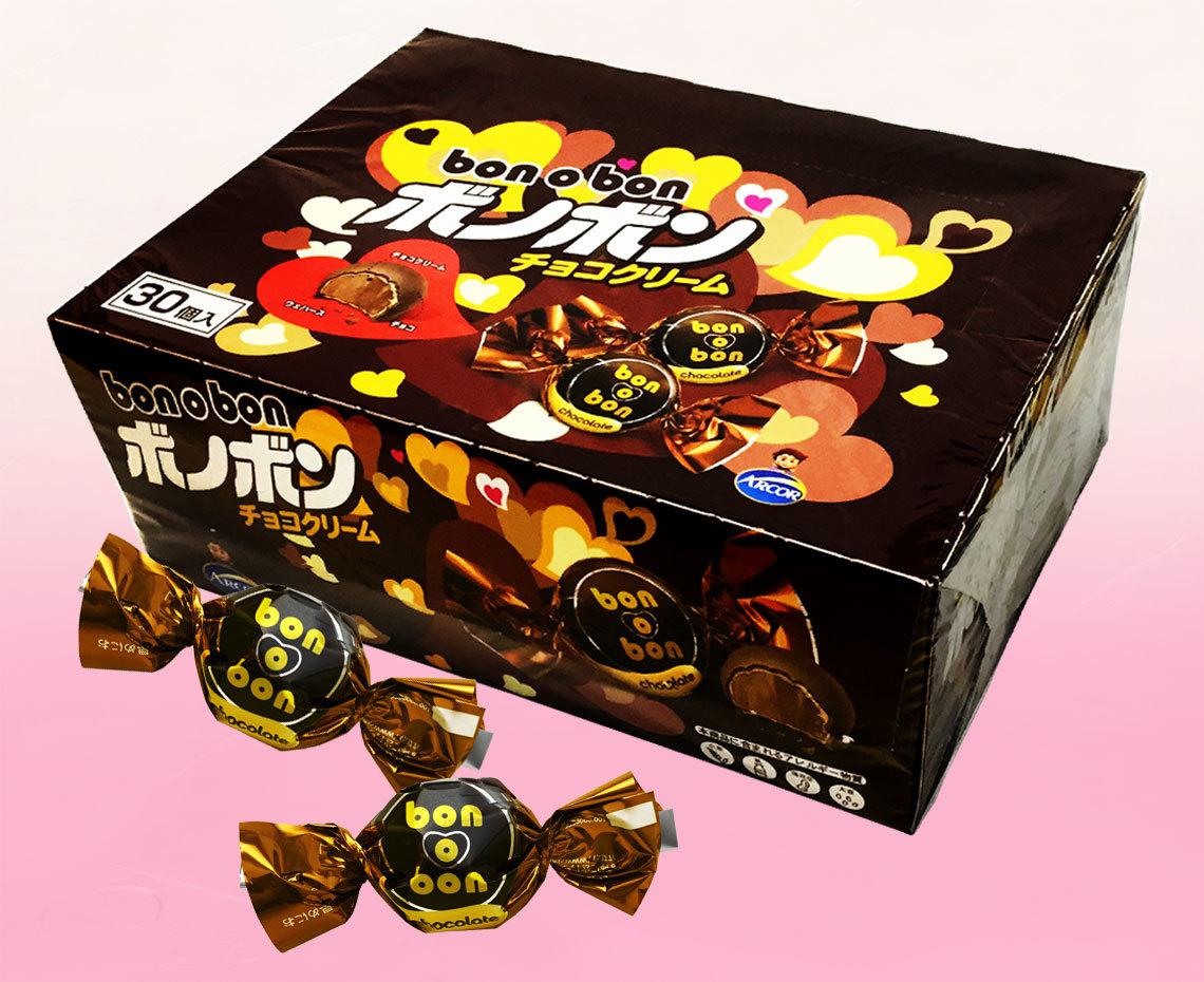 ボノボンチョコクリーム