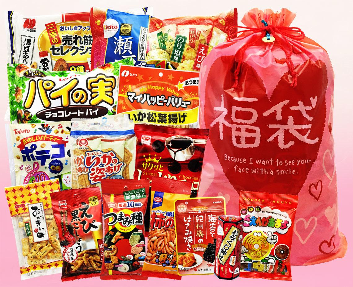 お正月用お菓子の詰合わせ【松】