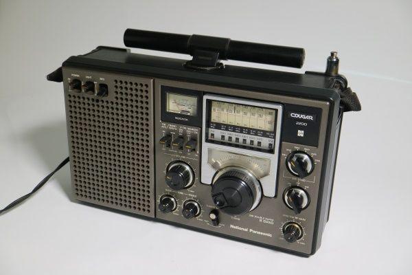 BCLラジオ A2