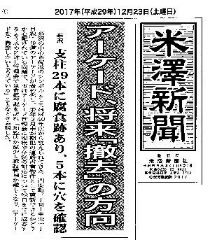 米沢新聞29_12_23