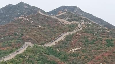 万里の長城400