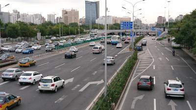 北京街並み400