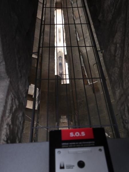 ファザードエレベーター