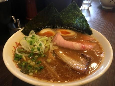 20171002麺屋とがし (1)