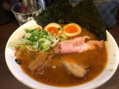 20171002麺屋とがし (2)