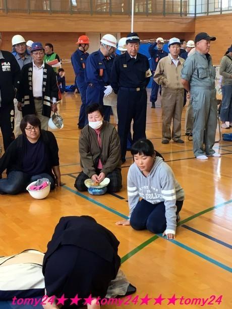 20171004防災訓練 (1)