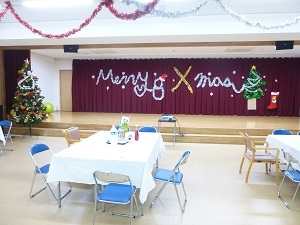 クリスマス会3階②