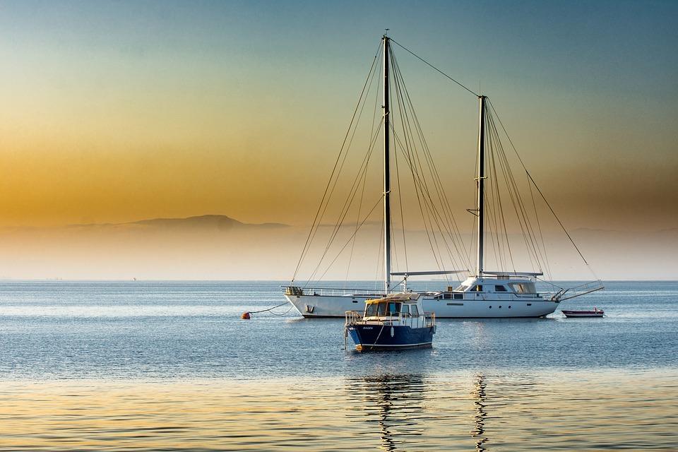 海と船潜在意識と顕在意識
