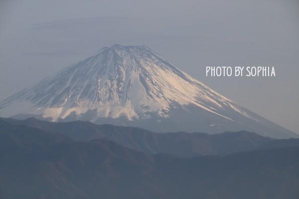 富士山、またね!