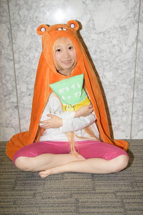 うまるちゃん コスプレ 7