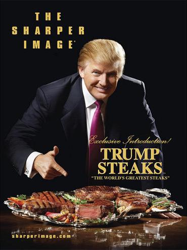 トランプステーキ