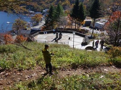 湖畔の宿公園