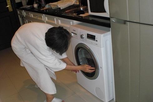 洗濯まりー