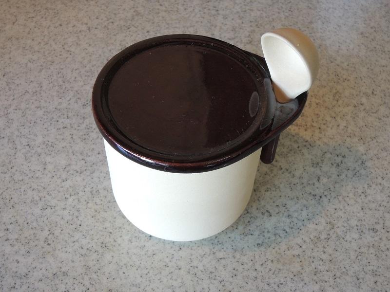 陶器製ドライポット