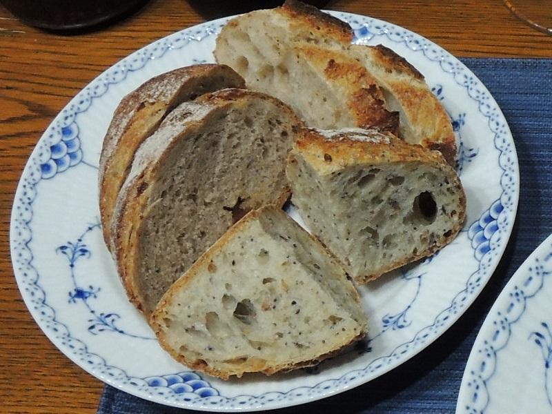 ブーランジェリー・シスさんのパン