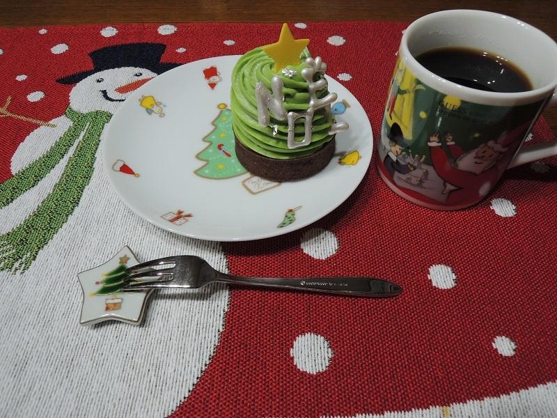 キラキラ星のクリスマスツリー