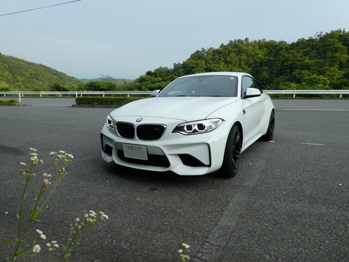 BMW M2 蚊無峠kai
