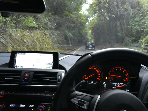 BMWナビkai