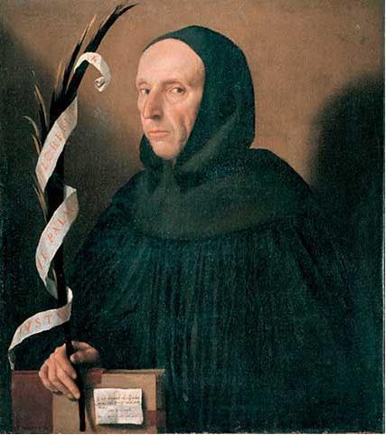 ジロラモ・サヴォナローラ 1524年
