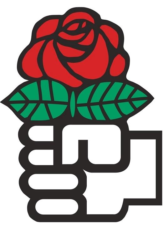 社会主義インターナショナル ロゴ
