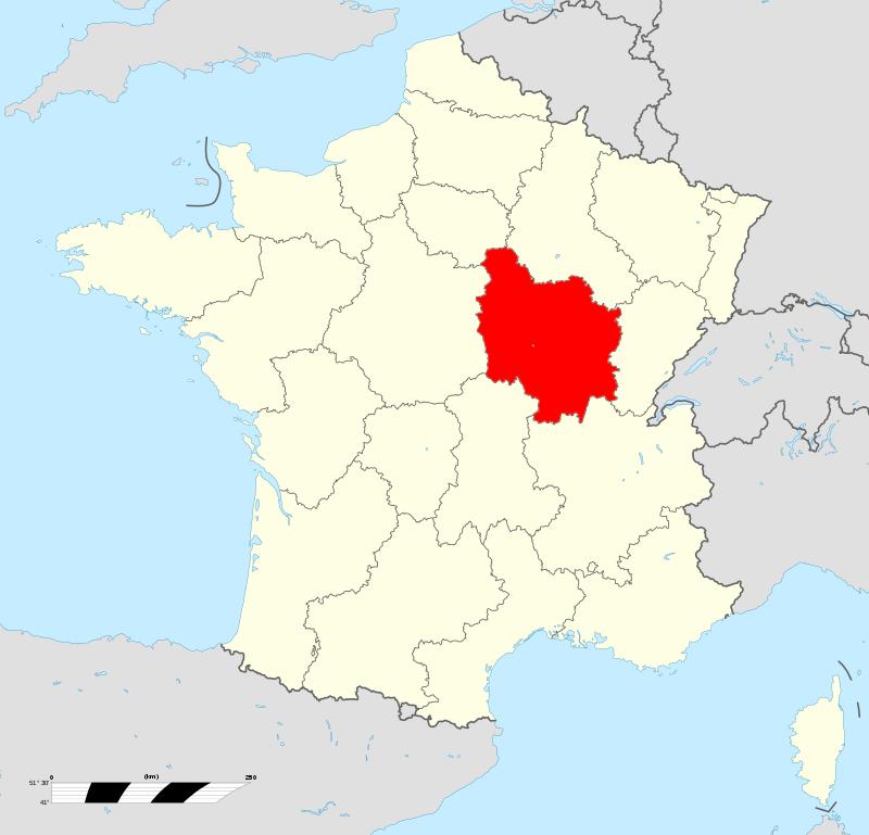 ブルゴーニュ地域圏