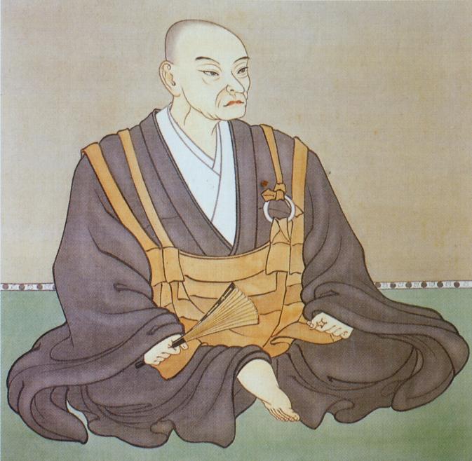 北条早雲画像(小田原城所蔵)