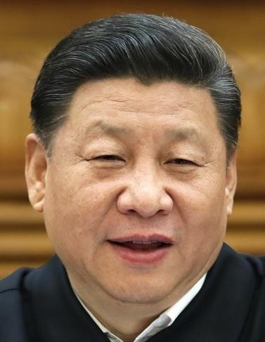 習近平 中国顔