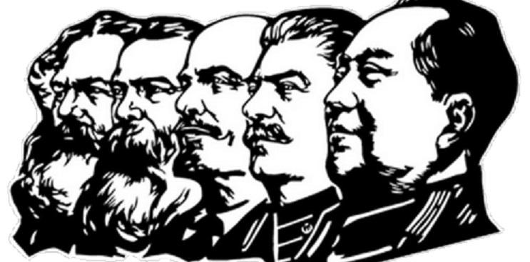 分裂する共産主義者たち