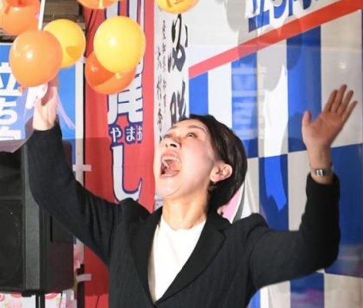 山尾志桜里 10