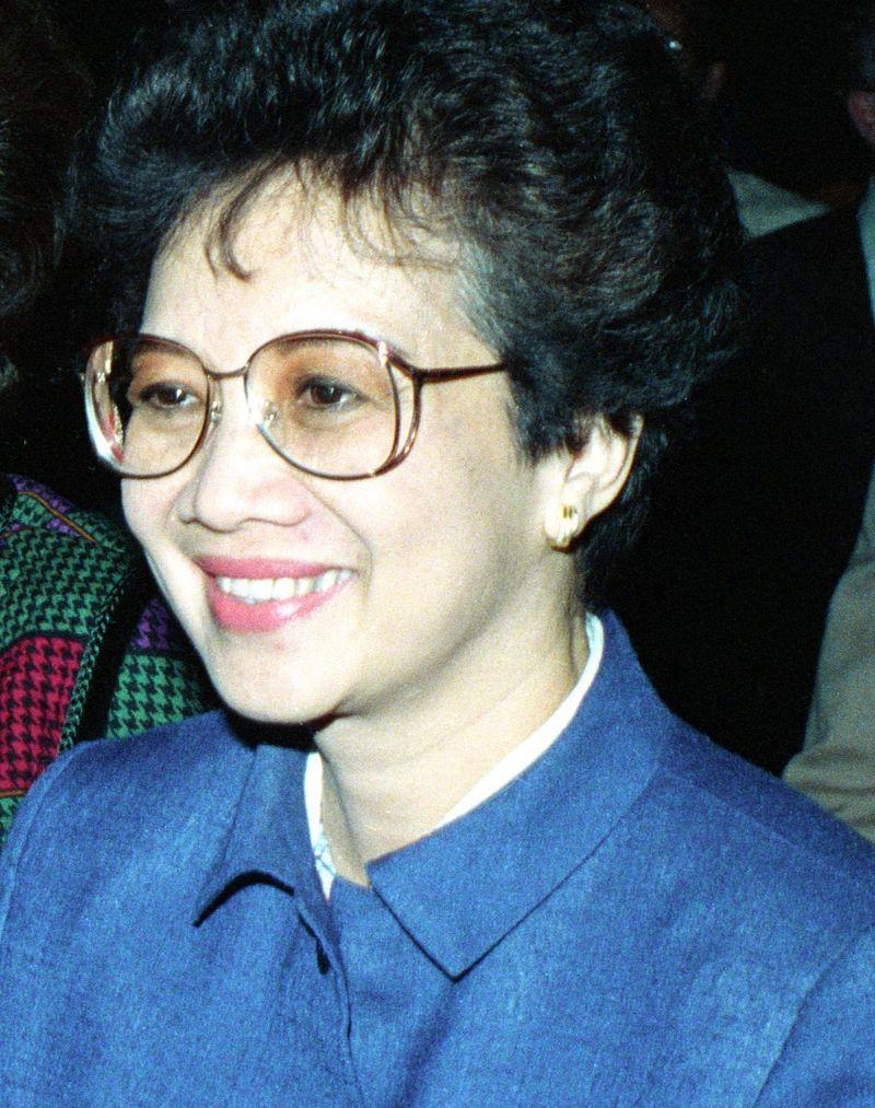 コラソン・アキノ 1986