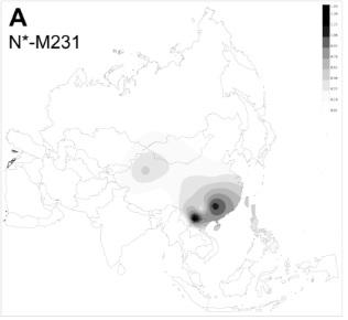 ハプログループN (Y染色体) [M231]