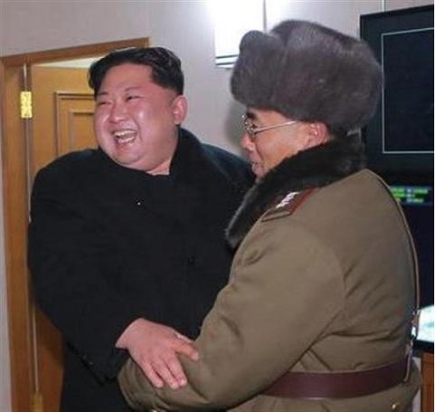 金正恩 北朝鮮