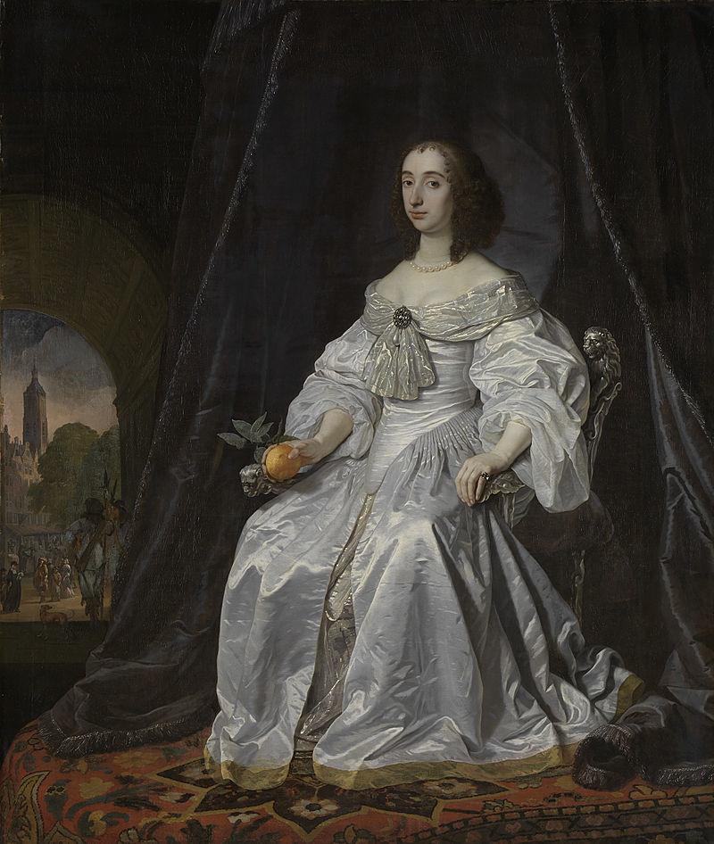 メアリー・ヘンリエッタ・ステュアート(1652年)