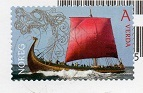 切手2  ノルウェー
