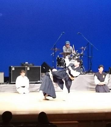 少林寺ドラム
