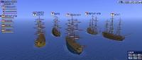CL第6戦艦隊