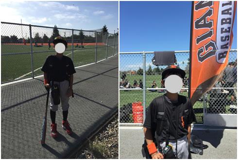 ベースボールキャンプ