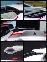 三菱 e-Evolution concept eエボリューション東京モーターショー2017 EV SUV